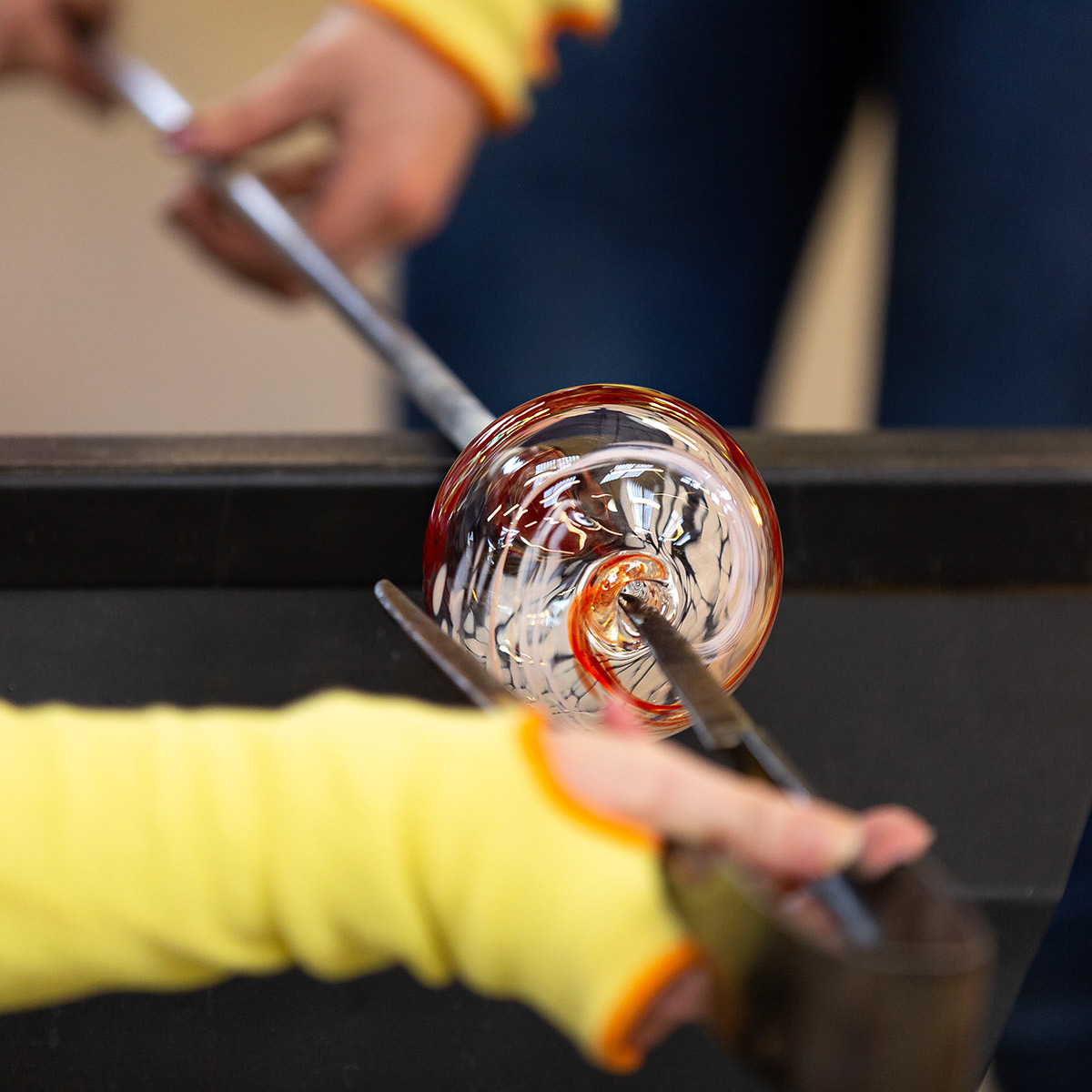 Glass Blowing Classes in South East England, Hertfordshire