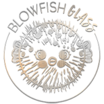 Blowfish Glass Logo small